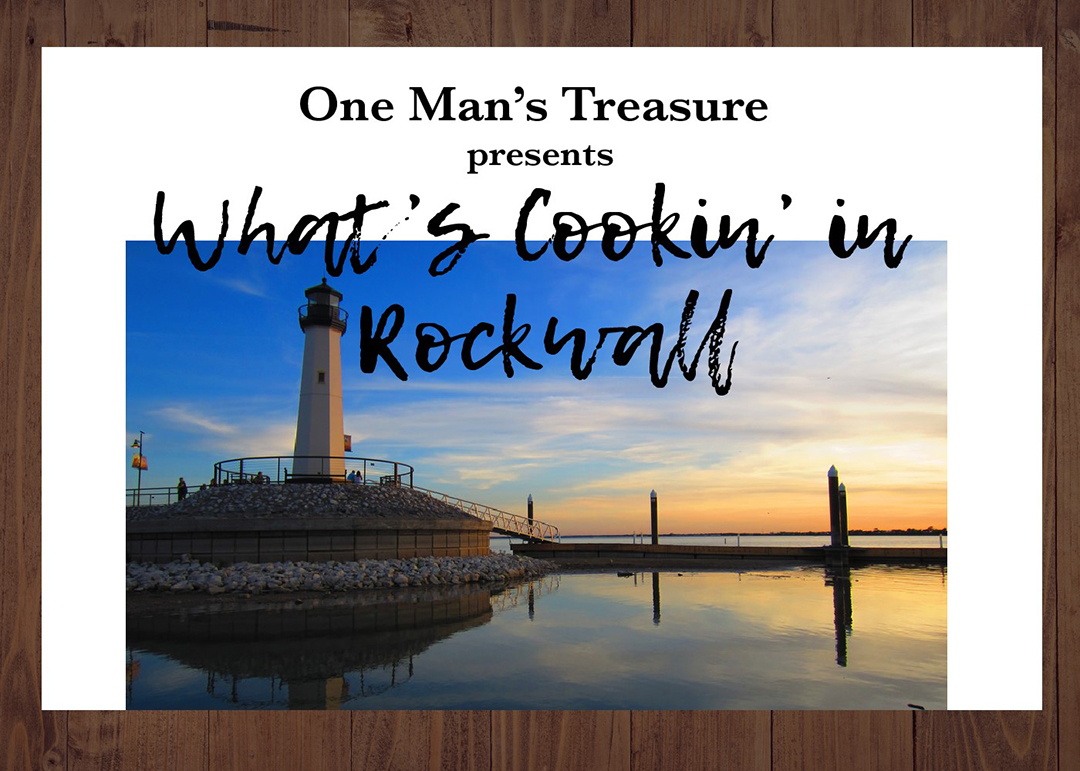 One Man's Treasure hosts 'What's Cookin' in Rockwall' Sept. 11