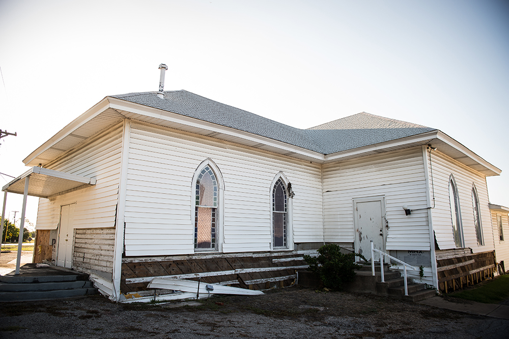 Preservation Through Relocation: Local family looks to restore historic Smirl Chapel