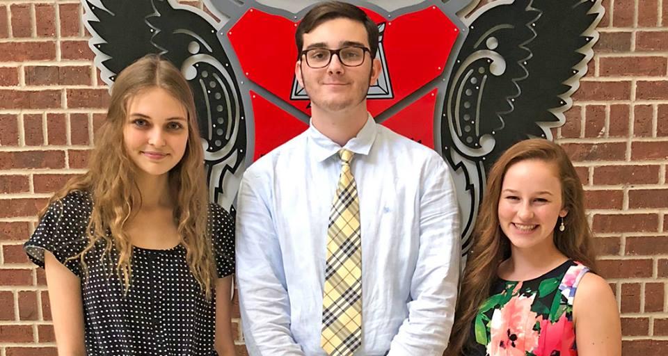 Rockwall-Heath students named National Merit Scholarship