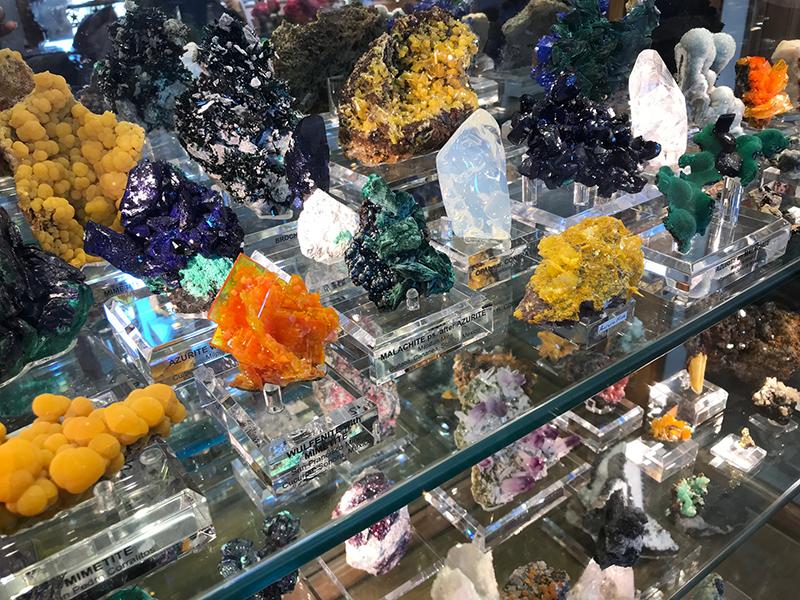 Mineral display