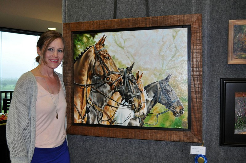 PHOTOS and WINNERS: Rockwall Art League's 18th Annual Fine Art Show