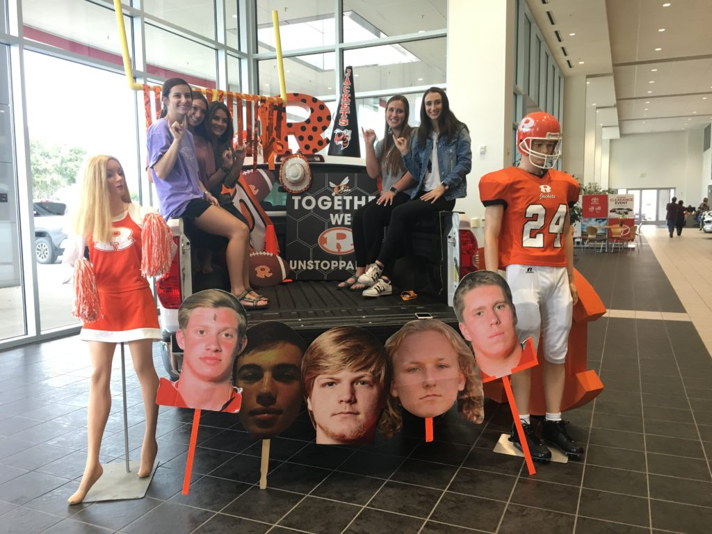 (ROCKWALL, TX U2013 Oct. 23, 2018) Toyota Of Rockwallu0027s 3rd Annual U201cPack The  Pantryu201d Food Drive To Benefit Helping Hands Is Underway Through November 9.  Toyota ...