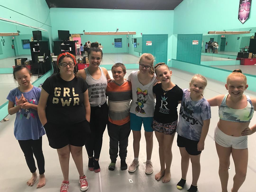 Students of Royalty Dance Academy Sug's Showstoppers program