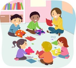 Rockwall County Library Preschool Time