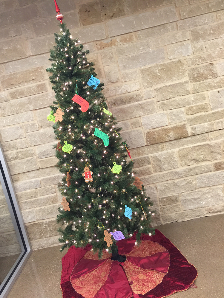 Angel Tree to Help Local YMCA Families in Need