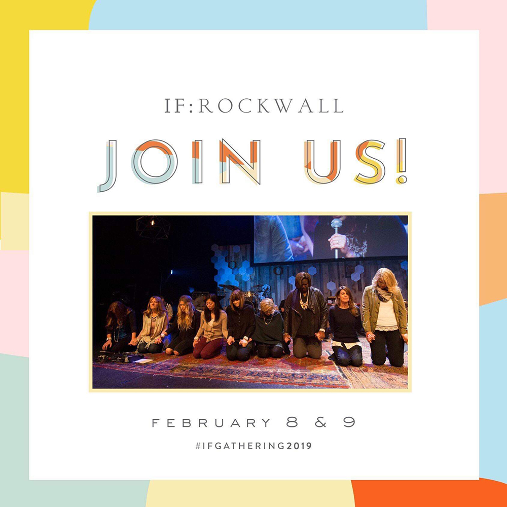 IF: Gathering to Host Live Stream Worship Event Feb. 8-9, 2019