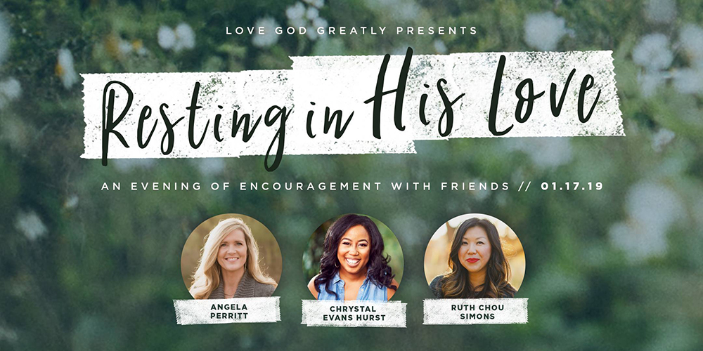 Love God Greatly Event to Welcome Best-Selling Authors, Night of Worship