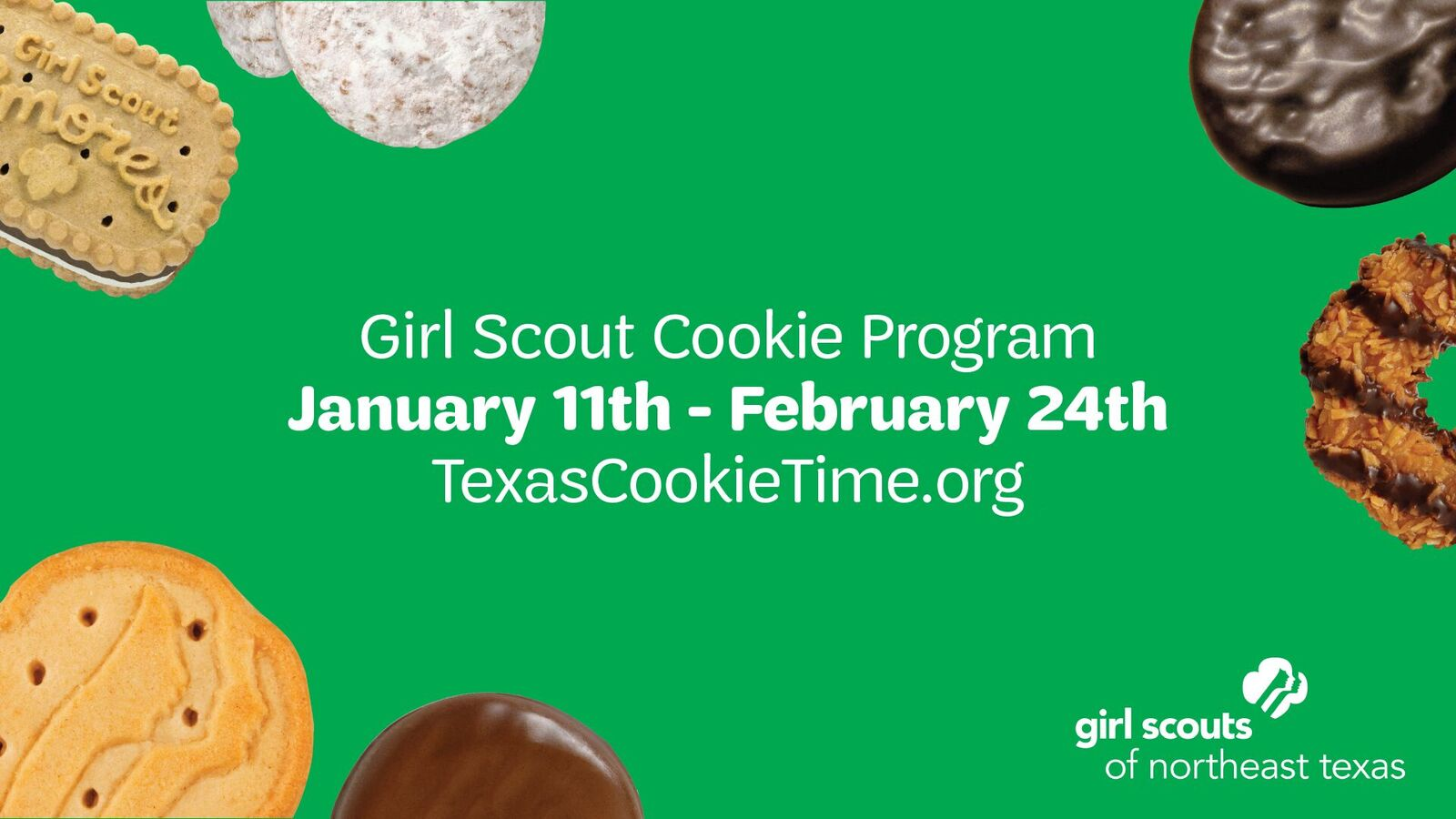 2019 Girl Scout Cookie Season Kicks Off in Northeast Texas