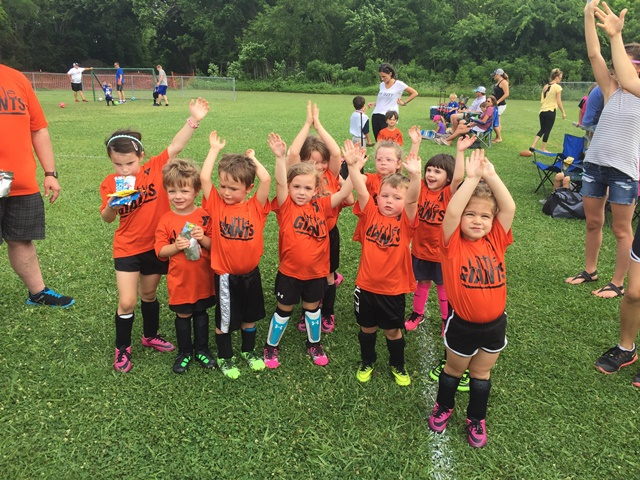 New Partnership Brings YMCA Youth Sports to Heath