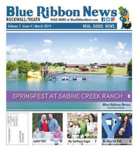 Blue Ribbon News March 2019 Print Edition