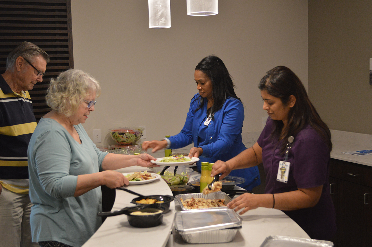 Texas Health Rockwall, City of Fate Host Informative Heart-Healthy Luncheon