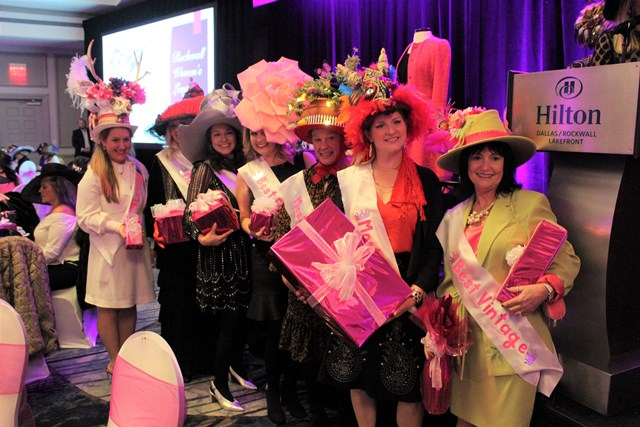 PHOTOS, WINNERS: Rockwall Women's League hosts Big Hats & Girlfriends Event