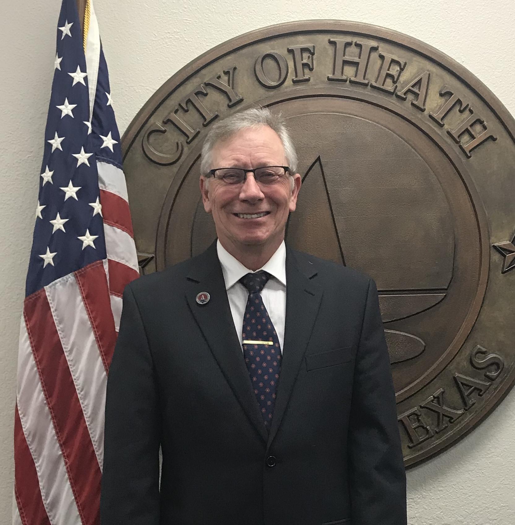 Heath Mayor Pro-Tem Rich Krause Announces He Will Seek Re-Election