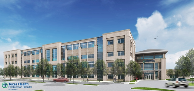 Texas Health Rockwall Announces Major Expansion