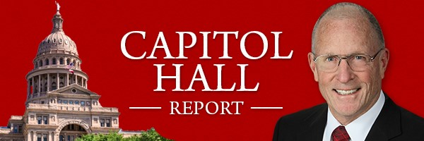 Capitol Hall Report – Time To Abolish Red Light Cameras In Texas