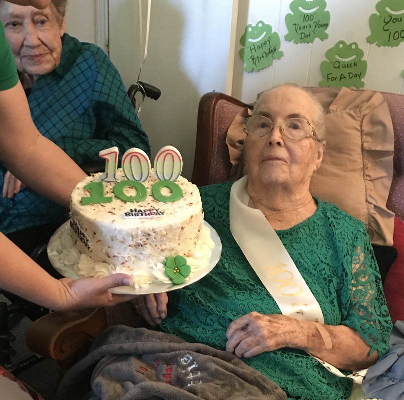 Rockwall Resident Celebrates 100th Birthday