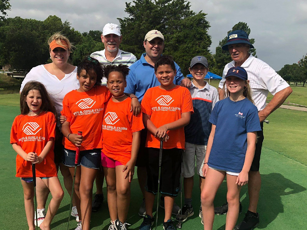 3rd Annual Ben Parks Golf-A-Thon in June Benefits Rockwall Youth
