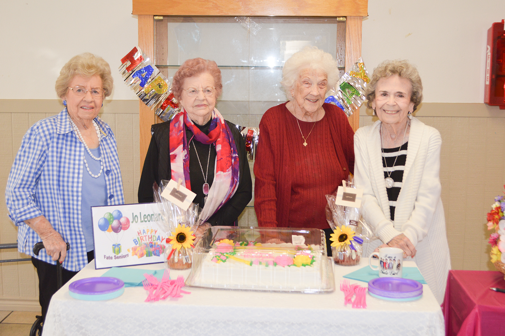 'Fate Girls' Member Celebrates 92nd Birthday