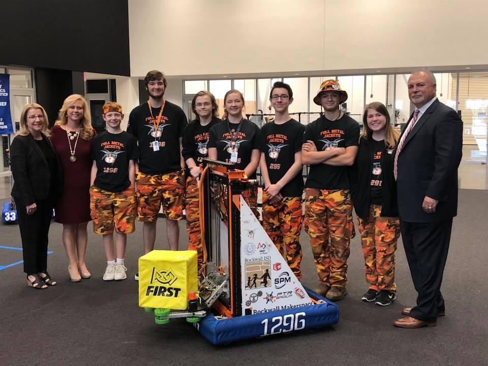 Drive 4 UR School Event to Benefit Rockwall High School Robotics