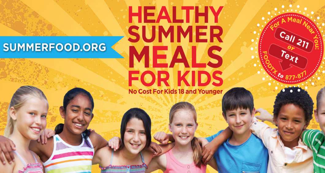 Rockwall ISD to Provide Summer Meal Service for the Community