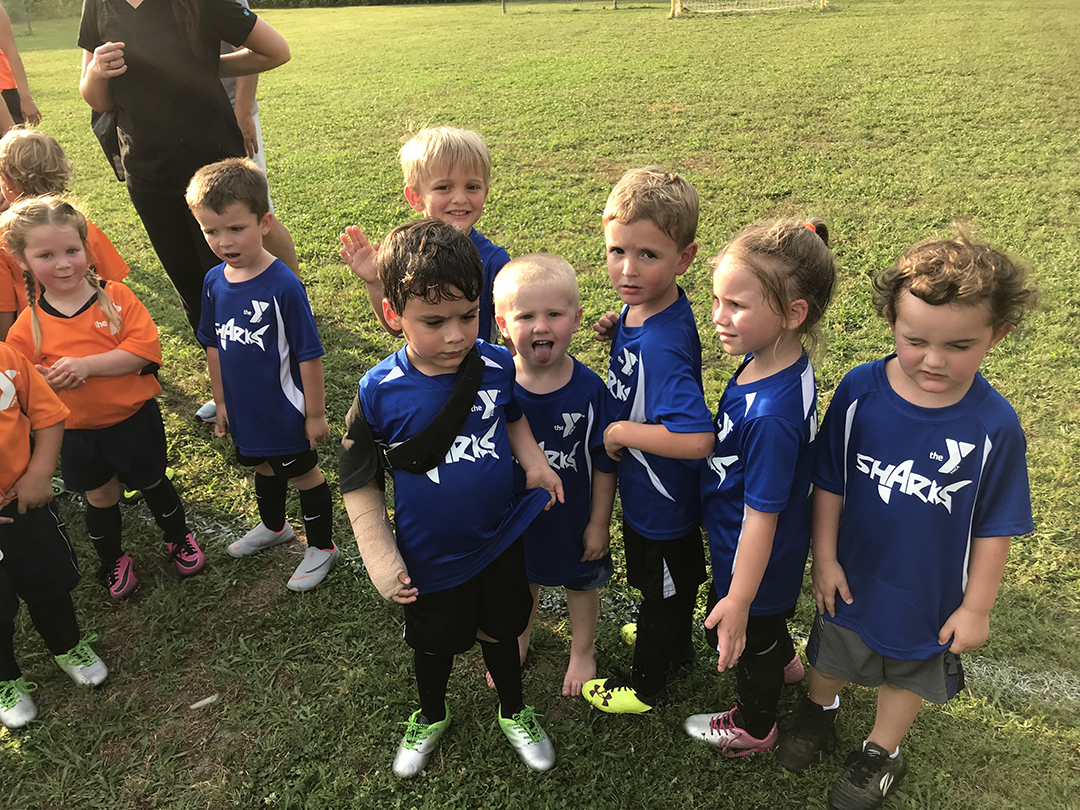 YMCA Spring Soccer, Volleyball Programs Score Big in Rockwall and Heath
