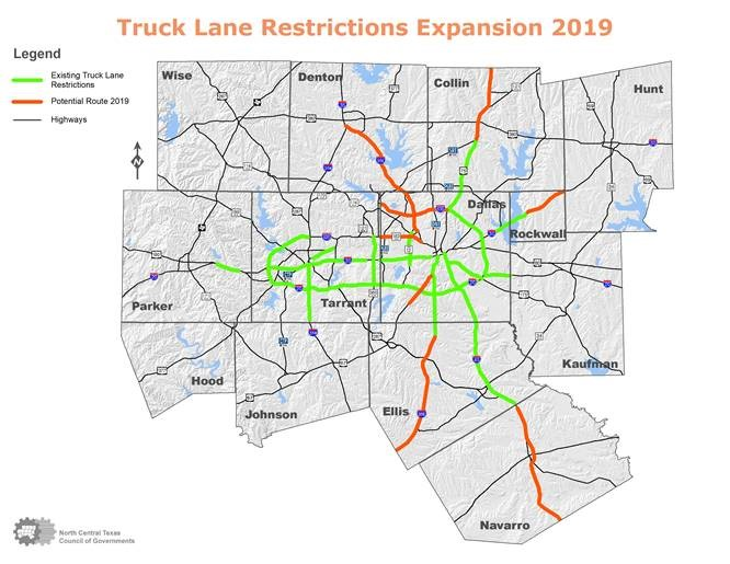 Public Hearing Seeks Input on Truck Restrictions