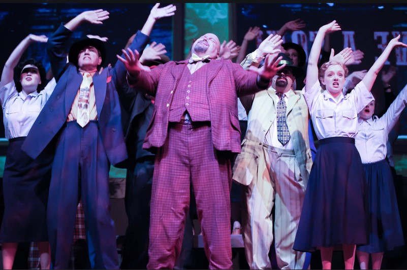 Rockwall Summer Musicals Presents the Family Favorite 'Annie'