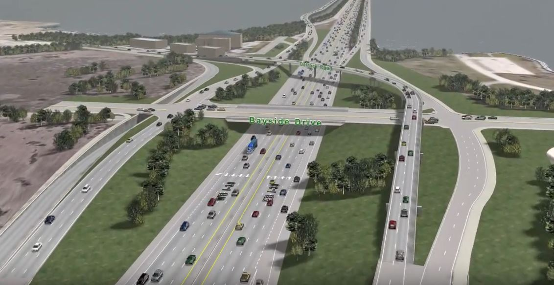 Texas Transportation Commission to Act on Funding for I-30 Improvements Project