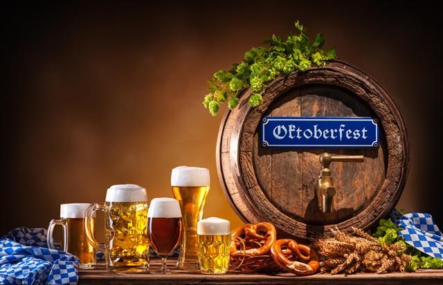 Prost! It's Oktoberfest season!