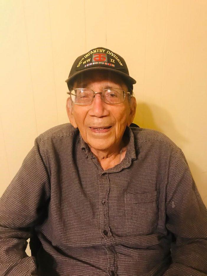 Veterans Day Salute: Celestino H. Rodriguez