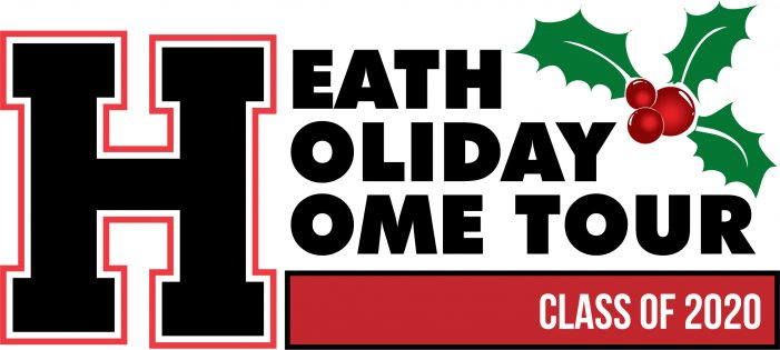 Save the Date for Heath Holiday Homes Tour: Friday, Dec. 6