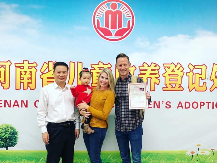 Bringing home Ruby Anne: a Rockwall family's China adoption journey