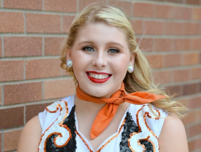 Rockwall Stingerette Senior Showcase: Julia Like