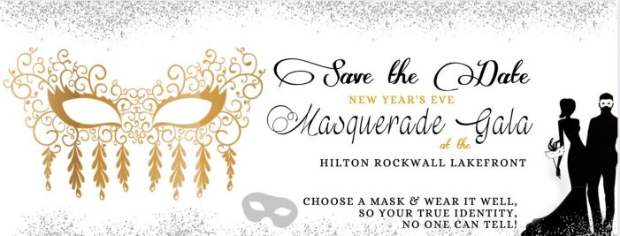 Ring in the New Year and support Boys & Girls Club at Rockwall Hilton