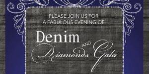 Denim & Diamonds Gala @ The Pearl at Sabine Creek