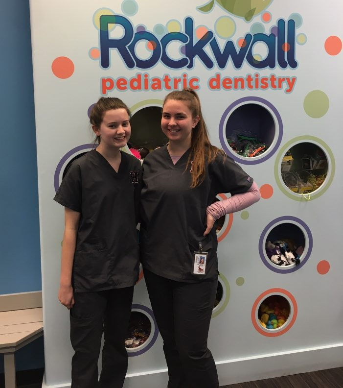 College & Career Academy dental students complete observation hours