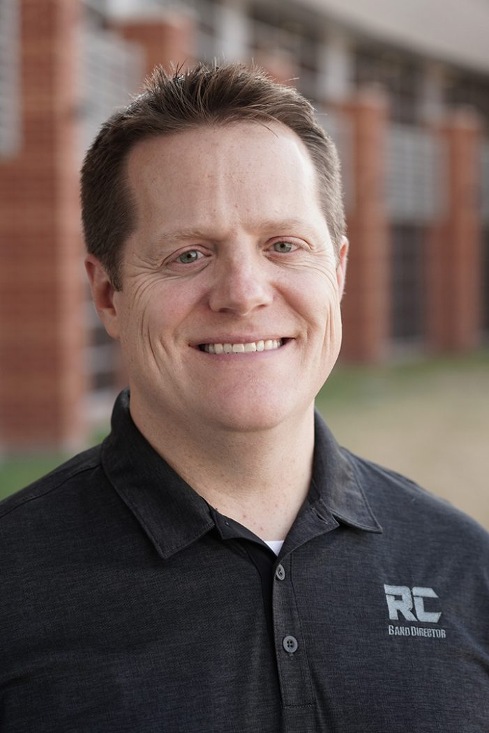 Doug Fulwood promoted to full-time fine arts director