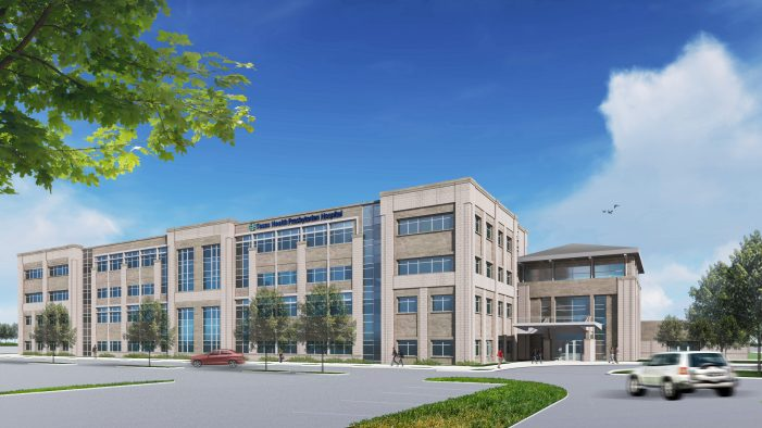 Texas Health Hospital Rockwall breaks ground on much anticipated expansion