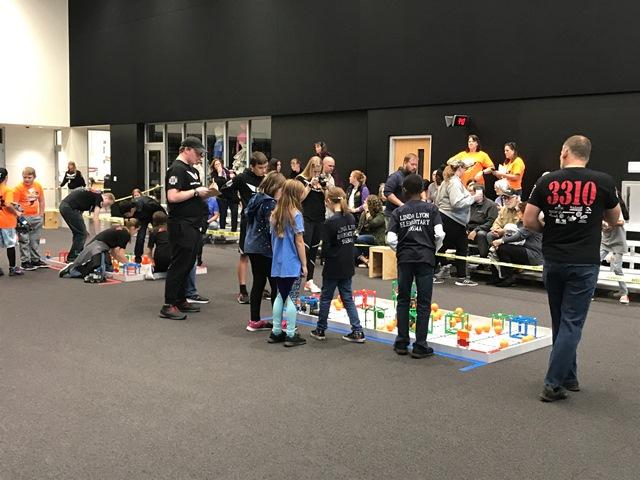RISD – Robotics Competition 2019 – 100
