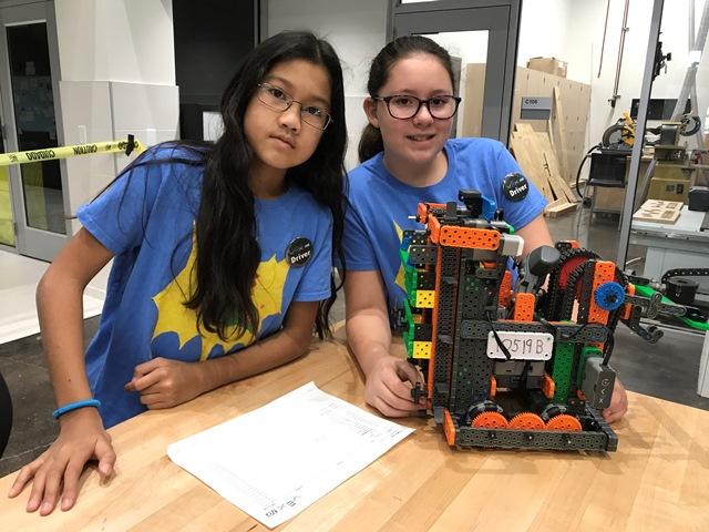 RISD – Robotics Competition 2019 – 123 WEB