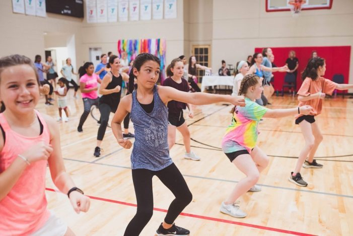 Rockwall YMCA 'girlSTRONG' program empowers girls to be strong in body, mind and spirit