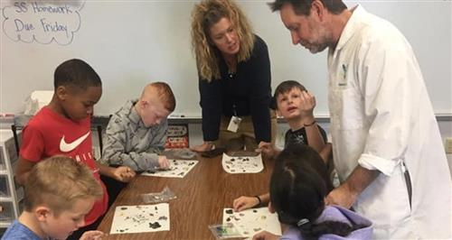 High Touch, High Tech Science at Rockwall's Pullen Elementary