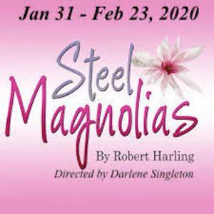 Rockwall Community Playhouse presents Steel Magnolias @ Rockwall Community Playhouse
