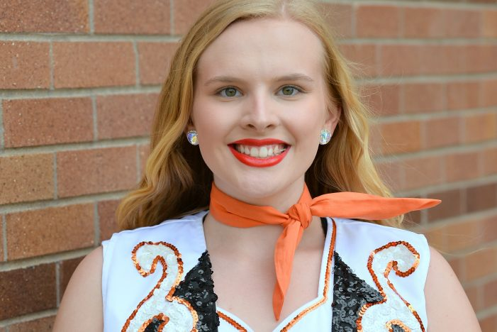 Rockwall Stingerette Senior Showcase: Haley McGee