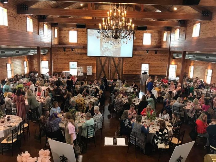 POSTPONED! Spring Tea Luncheon to benefit Rockwall County Meals on Wheels seniors