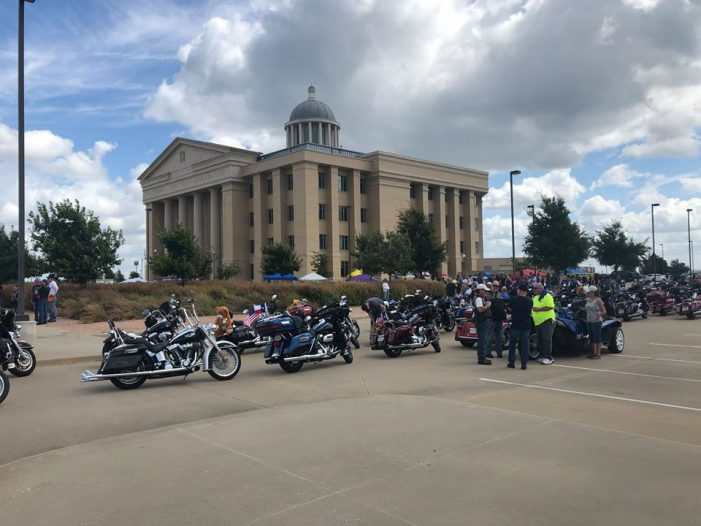 Date announced for 5th Annual Teddy Bear Ride benefiting Children's Advocacy Center for Rockwall County