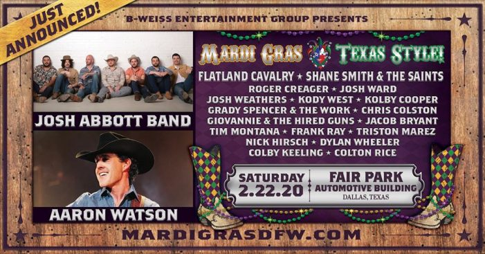 19th Annual Mardi Gras Texas Style! returns to Fair Park