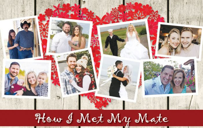 'How I Met My Mate': Local couples share their love stories