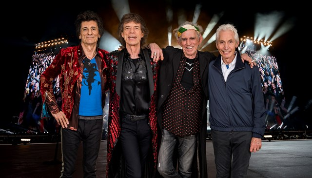 The Rolling Stones return to Dallas for 2020 'No Filter' Tour