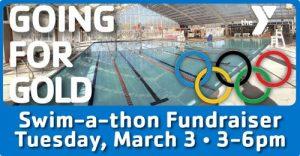 Swim-a-thon Fundraiser at the Rockwall YMCA @ J.E.R. Chilton YMCA at Rockwall